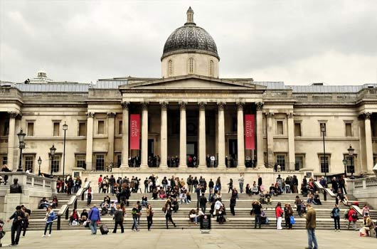 Free national Museum London