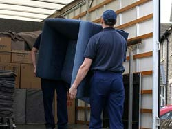 House removals Barnes