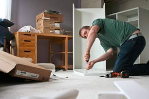 London furniture movers and assemblers
