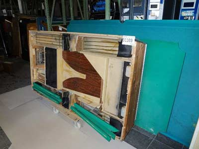 Pool Table Movers Snooker Billiard Foot Pool Table Removals - Brunswick pool table disassembly