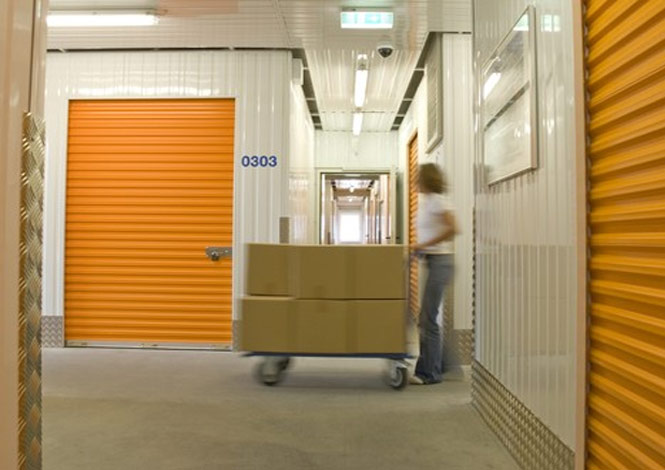 Storage rooms London
